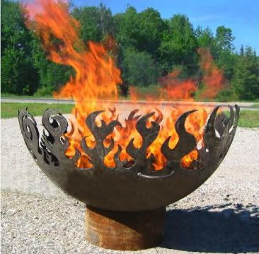 The Fire Pit John-t-unger-portable-fire-pits-1