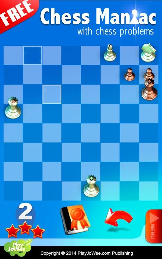 Chess Maniac 10304caffdb63adec9b9f8d21e60a5e0