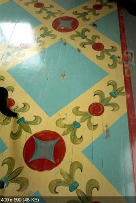 Ручная роспись деревянного пола. Идеи D6e3c80947d0ddde9b774c3af1f88b6a