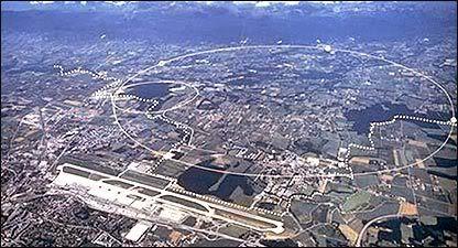 Počeo eksperiment CERN-a 20080909203002cern_collider416