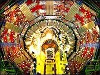 Počeo eksperiment CERN-a 20080910054646collider203