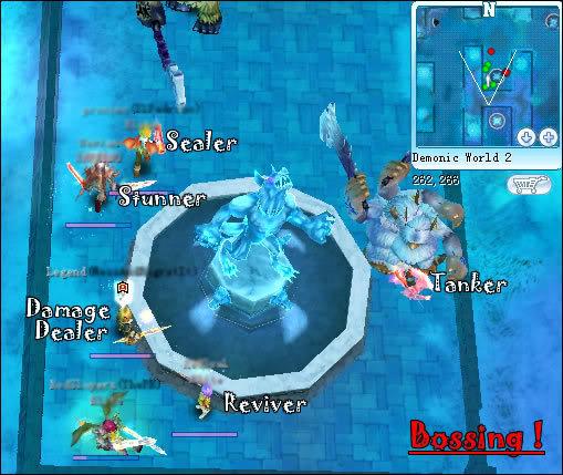 Demonic World (DW) Guide Bossing-1