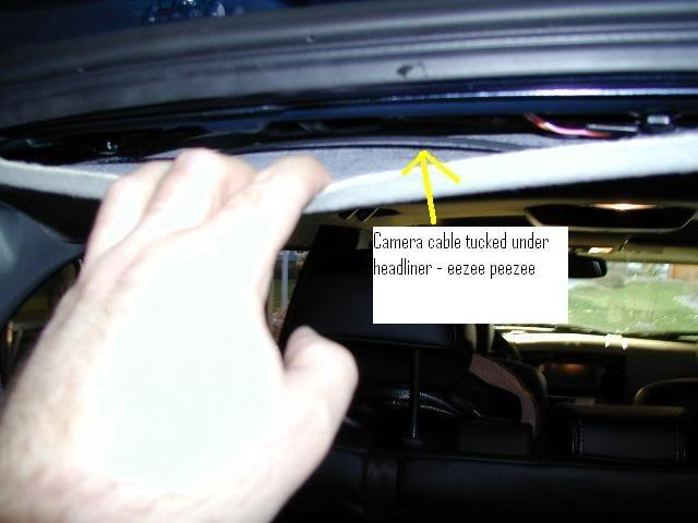 """Installare """"da soli"""" la Telecamera posteriore 14Headlinerviewwiring"""