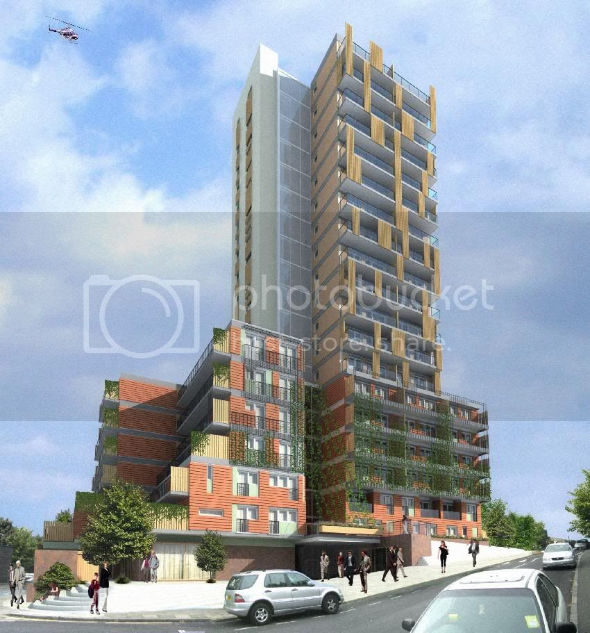 New Residential Approved For Greenwich 5192ElmgroveTower_pic2