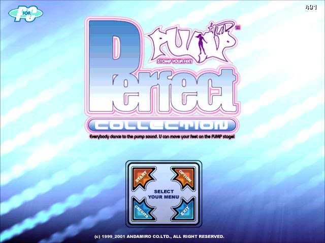 Pump It Up! PerfectCollection01