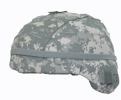 ACU powered MICH20helmet20cover20universal20fro