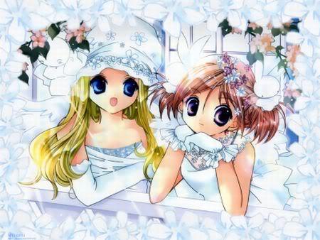 انمي عروس Bridsmaids