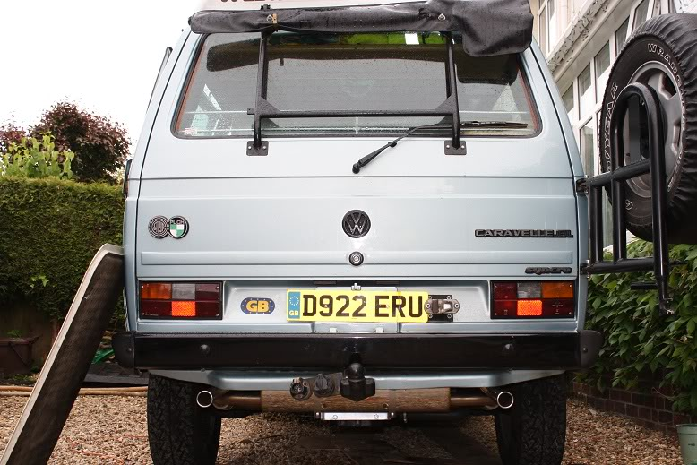 It lives, Subaru engine conversion in my T25 Syncro. Rhas5