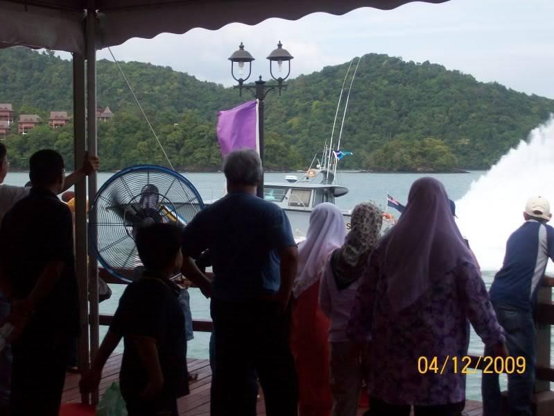 Laporan Pameran Udara dan Maritim Antarabangsa Langkawi 2009 100_0661