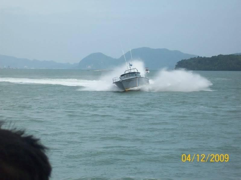Laporan Pameran Udara dan Maritim Antarabangsa Langkawi 2009 100_0665