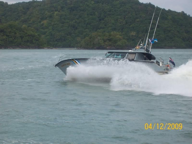 Laporan Pameran Udara dan Maritim Antarabangsa Langkawi 2009 100_0666