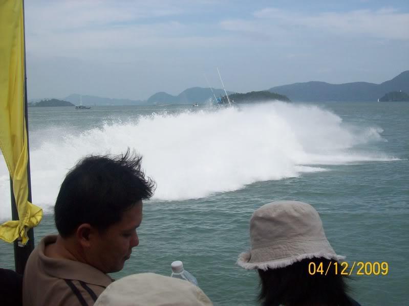 Laporan Pameran Udara dan Maritim Antarabangsa Langkawi 2009 100_0669