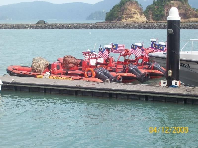 Laporan Pameran Udara dan Maritim Antarabangsa Langkawi 2009 100_0677