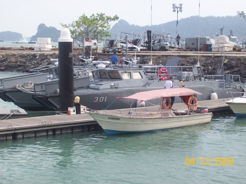 Laporan Pameran Udara dan Maritim Antarabangsa Langkawi 2009 100_0679