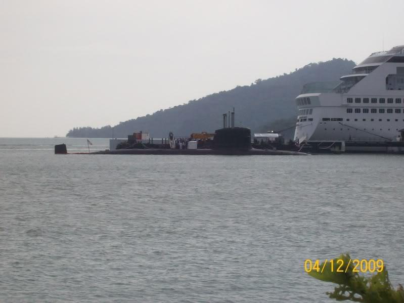 Laporan Pameran Udara dan Maritim Antarabangsa Langkawi 2009 100_0680