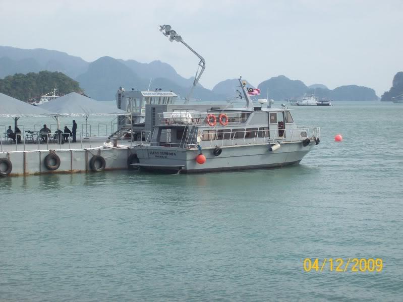Laporan Pameran Udara dan Maritim Antarabangsa Langkawi 2009 100_0681