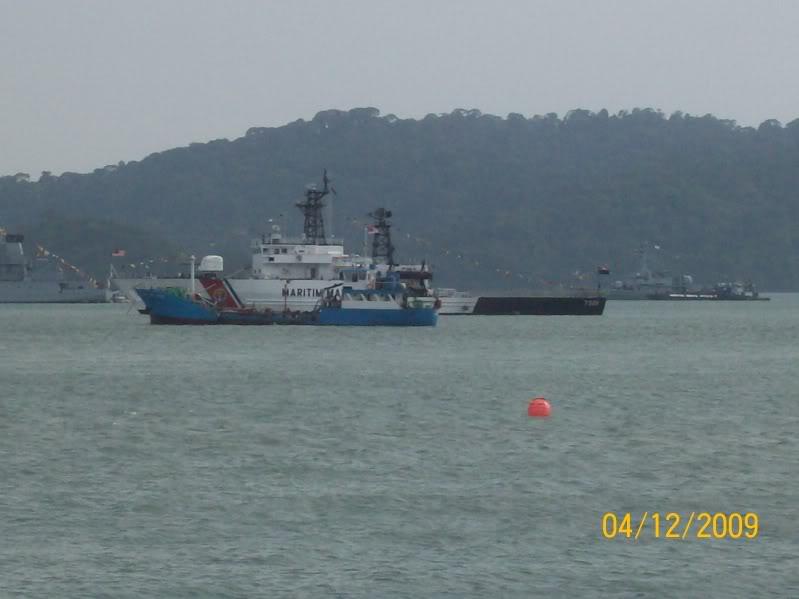 Laporan Pameran Udara dan Maritim Antarabangsa Langkawi 2009 100_0682