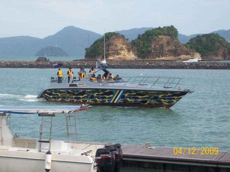 Laporan Pameran Udara dan Maritim Antarabangsa Langkawi 2009 100_0692