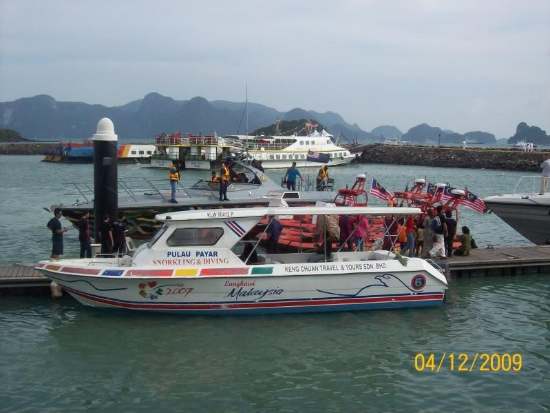 Laporan Pameran Udara dan Maritim Antarabangsa Langkawi 2009 100_0695