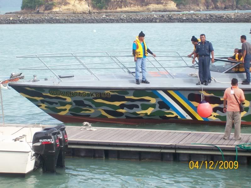Laporan Pameran Udara dan Maritim Antarabangsa Langkawi 2009 100_0696