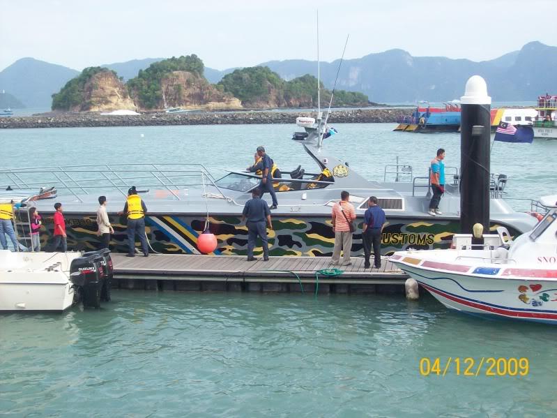 Laporan Pameran Udara dan Maritim Antarabangsa Langkawi 2009 100_0697