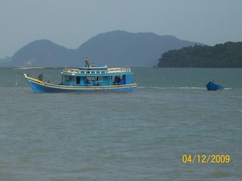 Laporan Pameran Udara dan Maritim Antarabangsa Langkawi 2009 100_0699