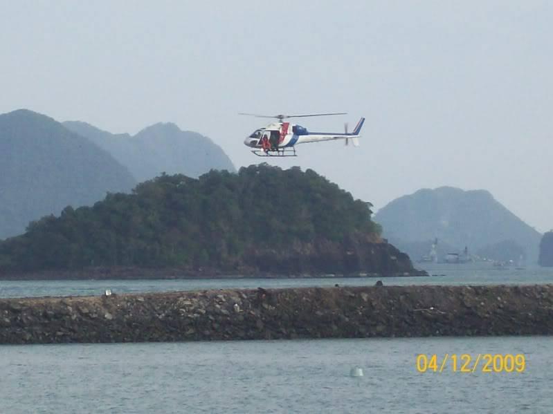 Laporan Pameran Udara dan Maritim Antarabangsa Langkawi 2009 100_0705