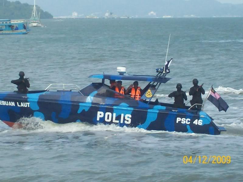 Laporan Pameran Udara dan Maritim Antarabangsa Langkawi 2009 100_0709