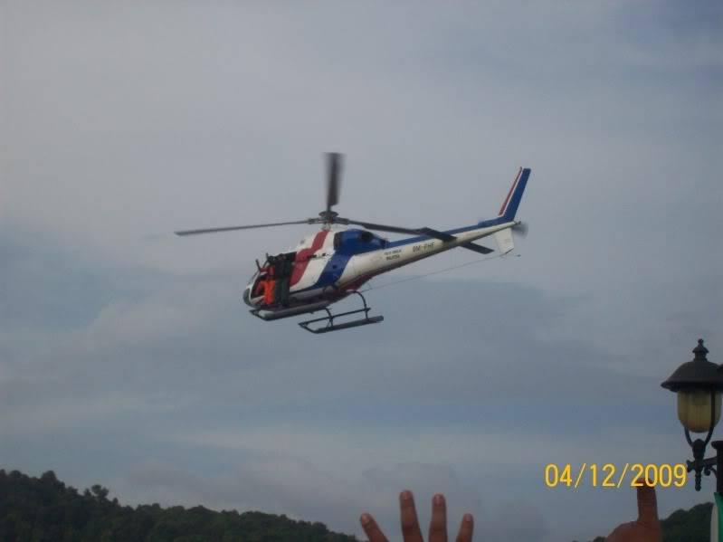 Laporan Pameran Udara dan Maritim Antarabangsa Langkawi 2009 100_0716
