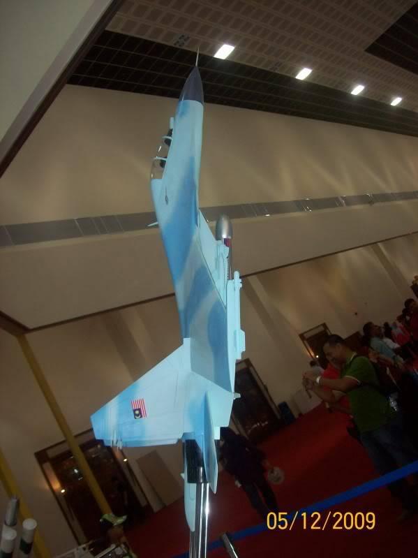 Laporan Pameran Udara dan Maritim Antarabangsa Langkawi 2009 100_0793