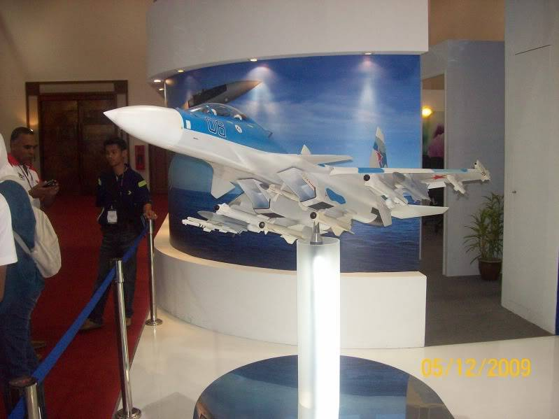 Laporan Pameran Udara dan Maritim Antarabangsa Langkawi 2009 100_0798