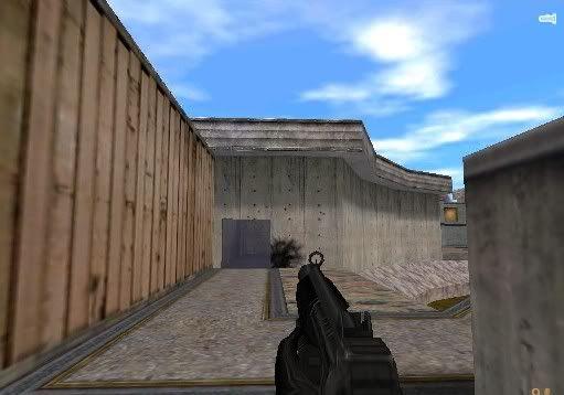 AK-Garnade and Shotgun G1