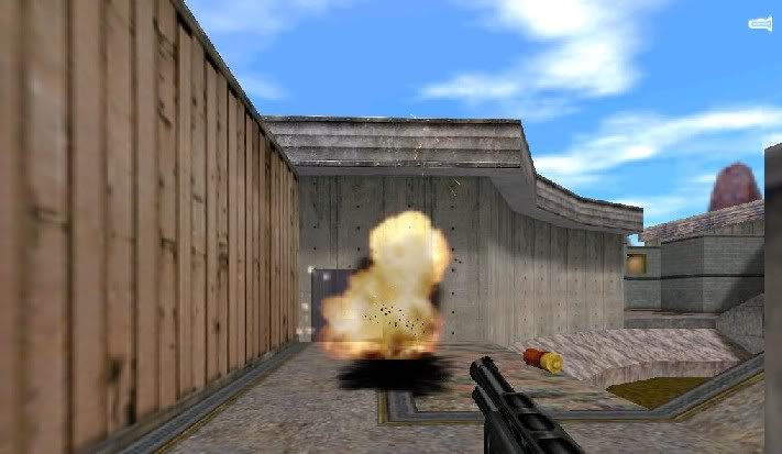AK-Garnade and Shotgun G5