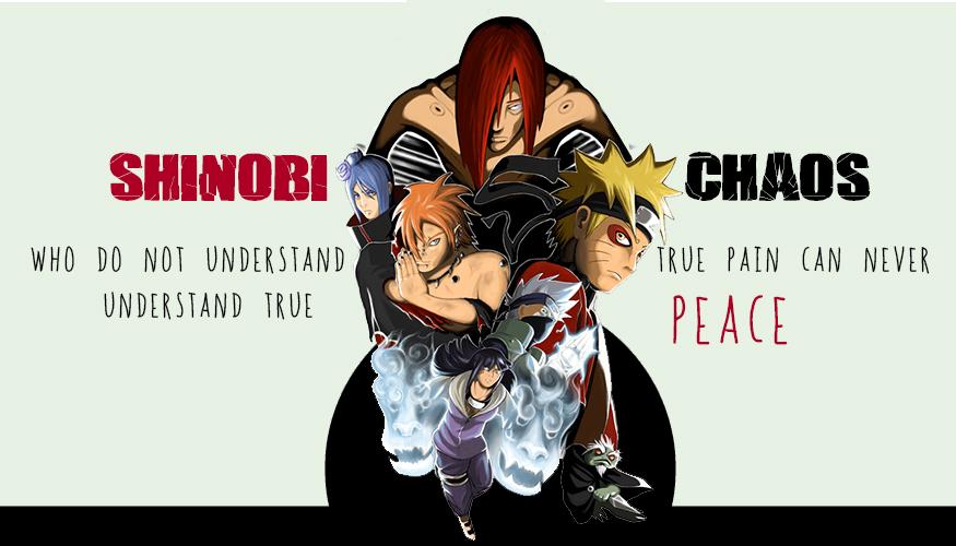 Shinobi Chaos RPG 20gnprr