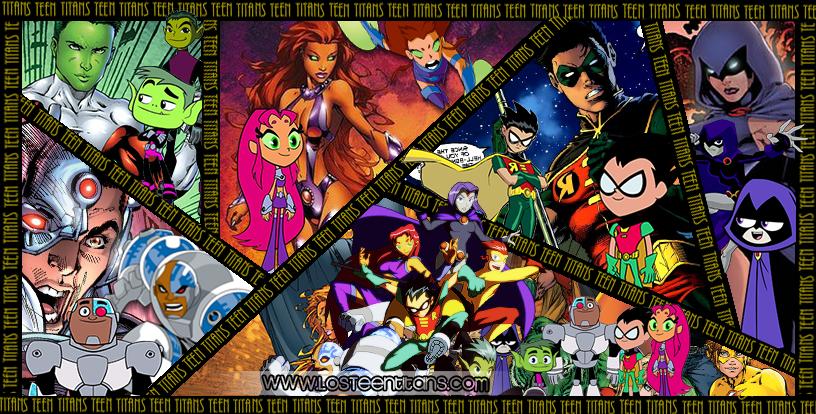 !Teen Titans!