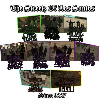 The Streetz of Los Santos