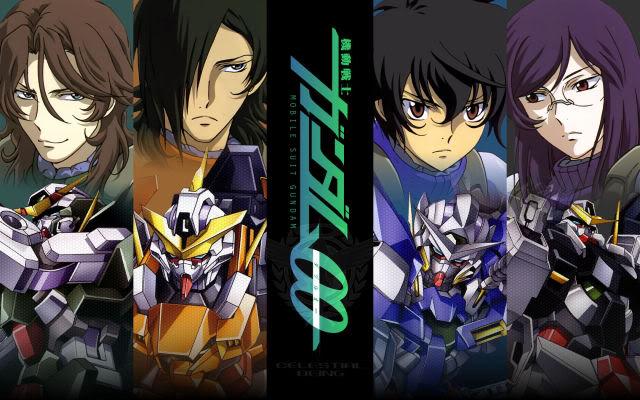 Mobile Suit Gundam 00 Gundam00_1680_1050