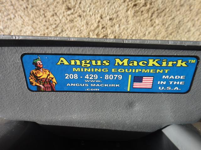 FOR SALE -- Angus MacKirk Predator II Cleanup Sluice DSC08118_zpsknnxveri