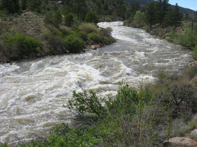 Colorado --Arkansas River Flooding 0103_zps553e78c5