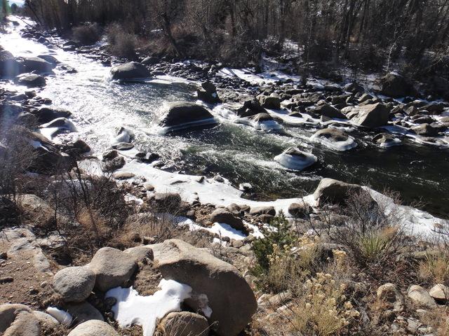 Colorado -- Arkansas River Prospecting Attempt -- 31 Dec 2016 DSC09245_zps4dirmazf