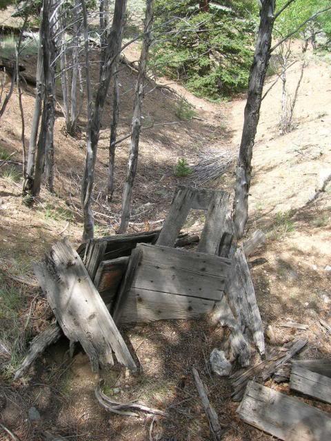 Colorado -- Detecting Cache Creek -- 10 Jul 2013 DSCN1947_zpsee124660
