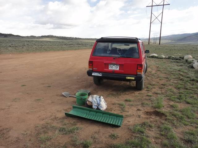 Colorado -- Sluicing Cache Creek -- 17 May 2017 DSC09589_zpsjjndpify