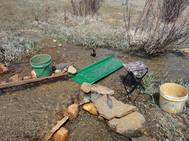 Colorado -- Sluicing Cache Creek with Mike -- 6 May 2016 DSC08504_zpszahb4qzu