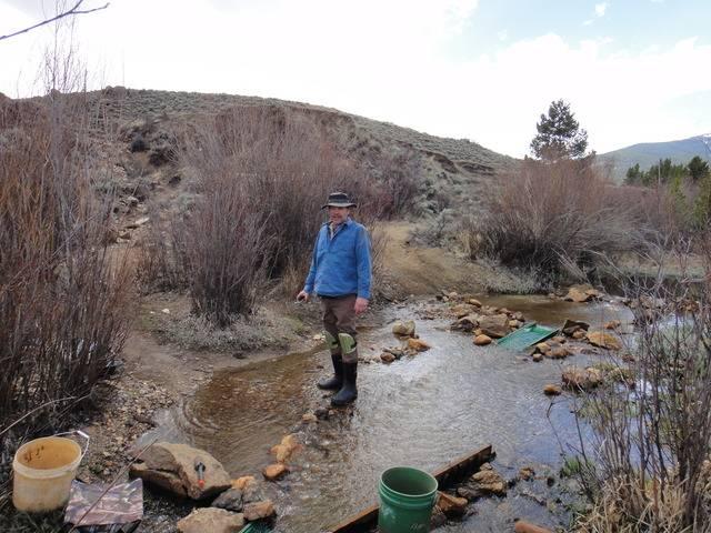 Colorado -- Sluicing Cache Creek with Mike -- 6 May 2016 DSC08506_zpsgzwml1y9