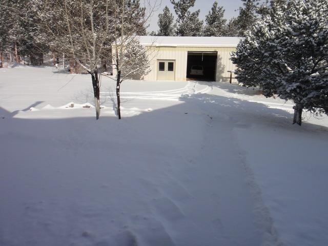 Colorado -- Snowed In.....  Cold Too!  17 Dec 2016 DSC09225_zps1lorz0vu