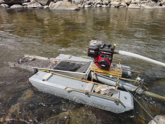 Colorado -- Dredging the Arkansas River -- 8, 9 & 10 April 2016 DSC08359_zpsuaapahuy