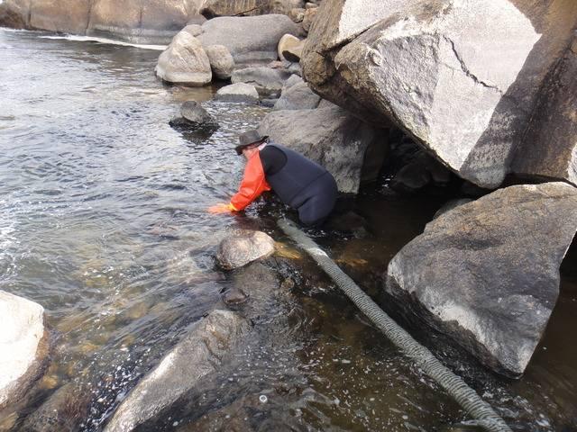 Colorado -- Dredging the Arkansas River -- 8, 9 & 10 April 2016 DSC08367_zpskdvfrrje