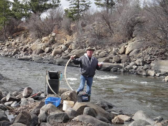 Colorado -- Dredging the Arkansas River -- 8, 9 & 10 April 2016 DSC08368_zpsucpur6sj