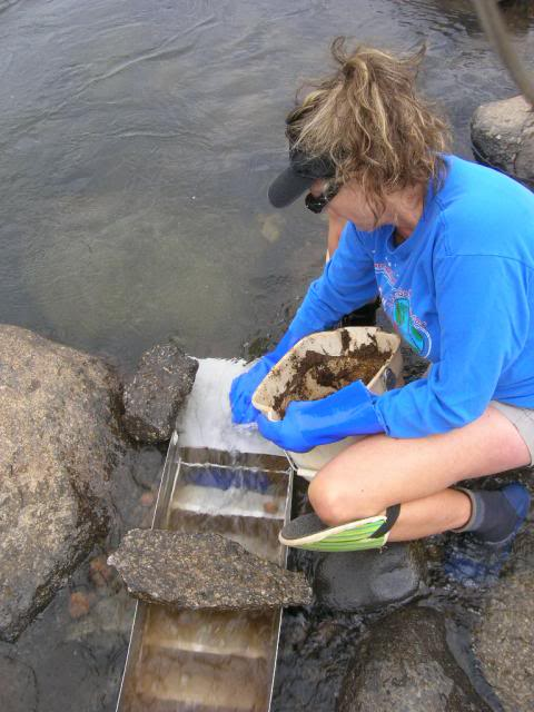 Colorado -- Susie & Linda on the Ark & Cache Creek -- August 2013 DSCN2359_zps312d3162