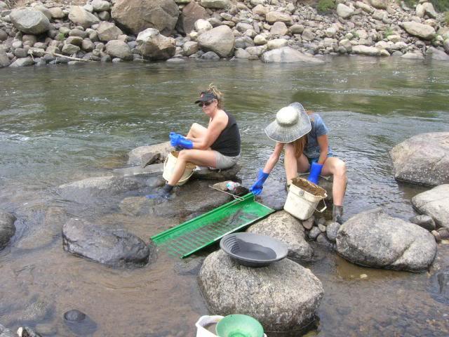 Colorado -- Susie & Linda on the Ark & Cache Creek -- August 2013 DSCN2363_zpseae28376